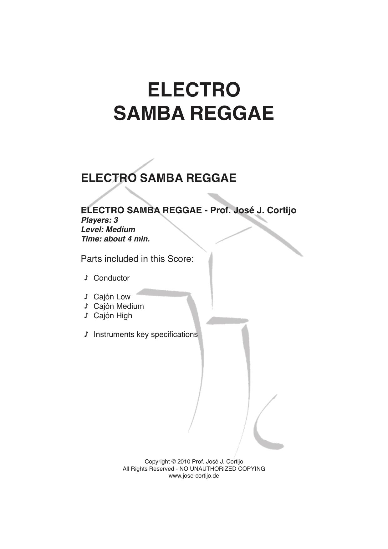 Electro Samba Reggae