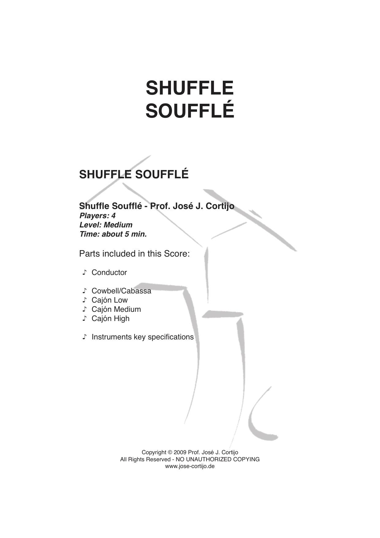 Shuffle Soufflé