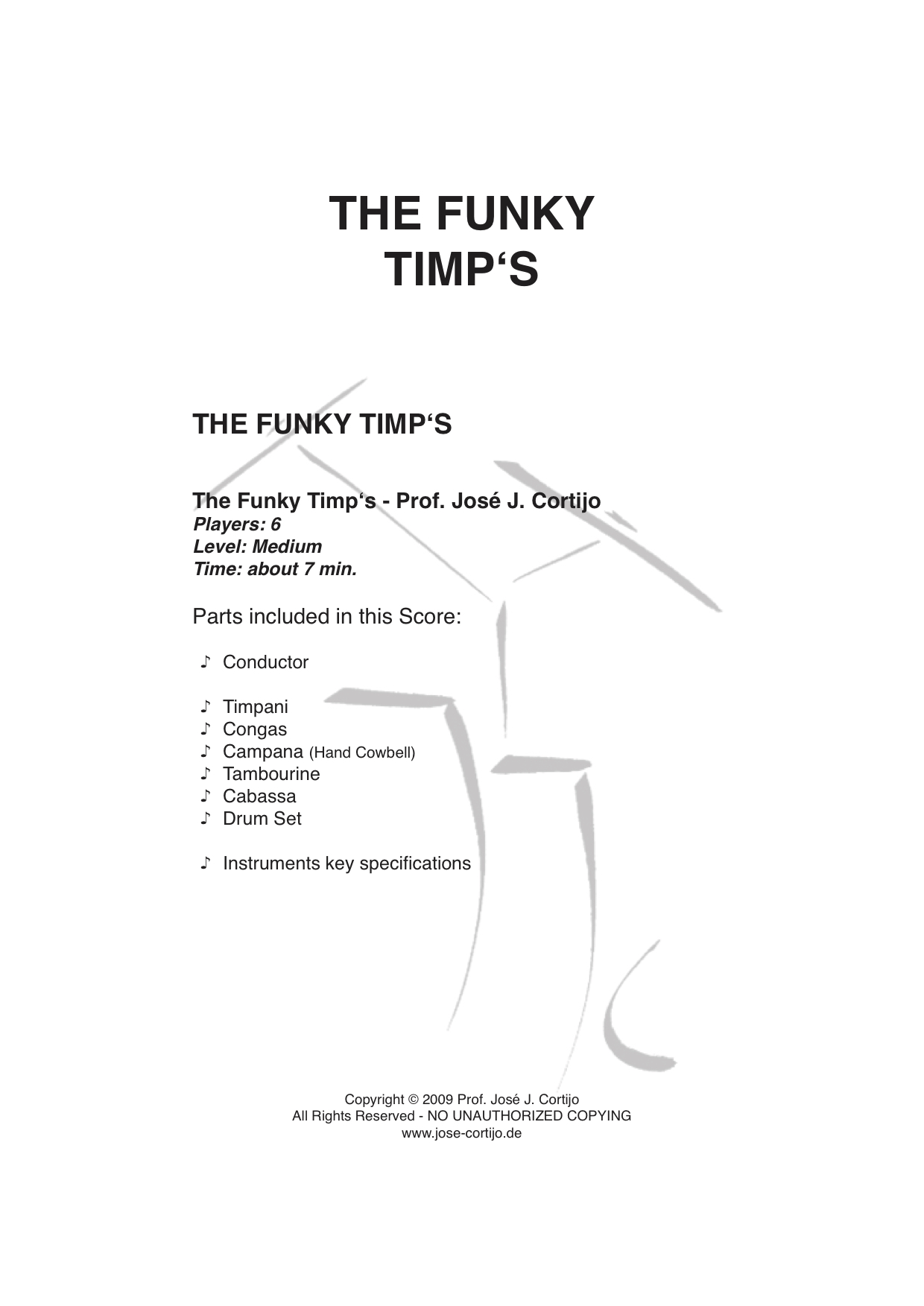 The Funky Timp\'s